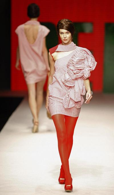Lisbon Fashion Show I