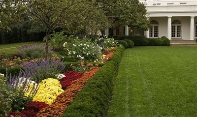 White House expects thousands on fall garden