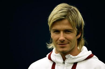Beckham's hair