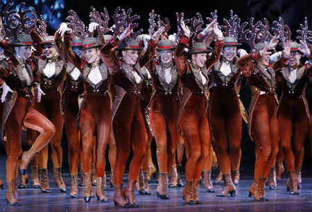 Radio City Christmas Spectacular Show