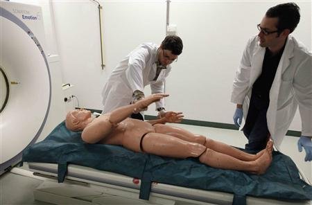 Swiss doctors develop incision-less autopsies