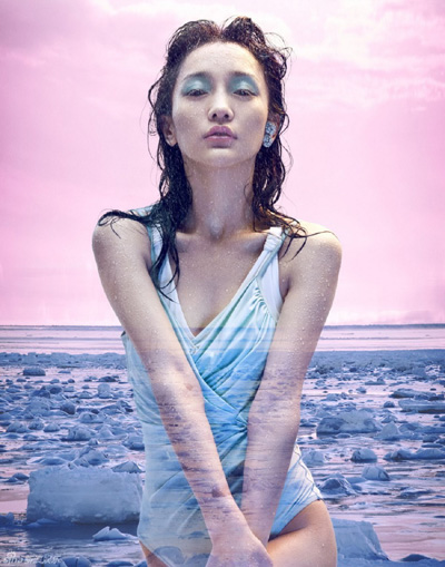 Zhou Xun, the Champion of the Earth