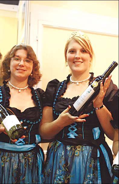 Wine-lover savors flavor of capital
