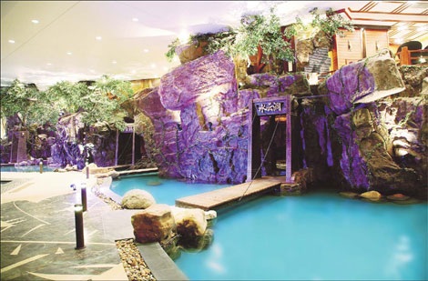 Shunjing Spa Hotel