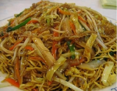 Chinese Noodles Recipe Chinese Recipes With Chicken by Chef Zakir For ...