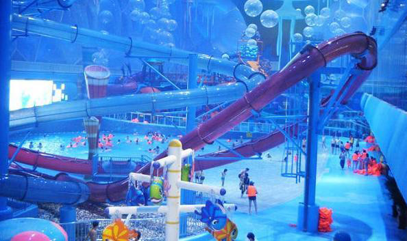 Top 8 Water Parks In Beijing Location Chinadaily Com Cn