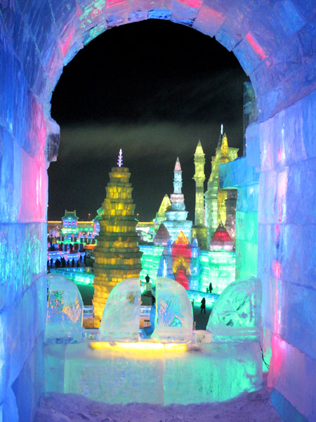 Harbin presents Ice and Snow World