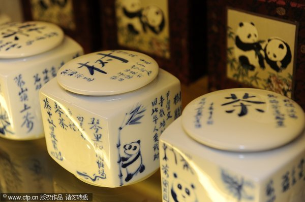 'Panda tea' steeped in controversy Food chinadaily.com.cn