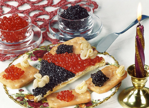 Gourmet food of Russia[1]|chinadaily.com.cn