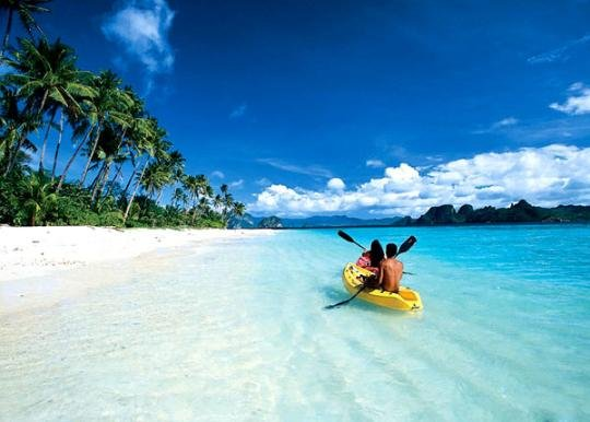Top 10 best beaches in southeast asia 3 for Best beaches in southeast us