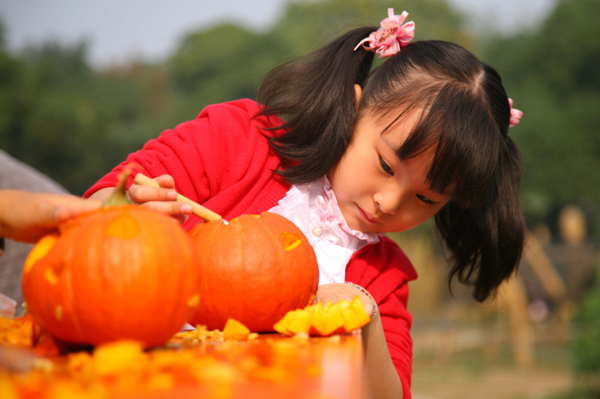 halloween haunts china