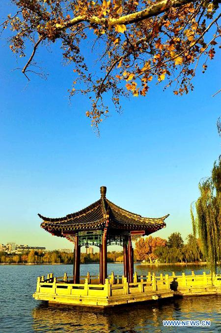 Beautiful China Scenery Beautiful scenery of Daming