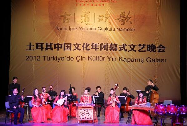 Turkish Culture Year events to start in China in March - Lifestyle