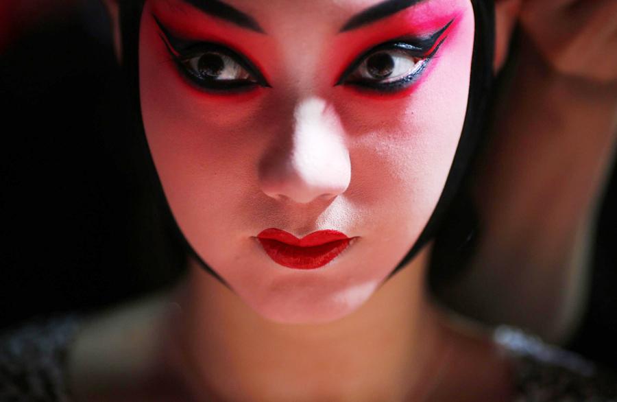 Beijing Opera showcased in Shanghai
