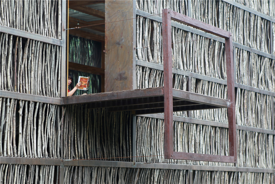 Liyuan Library in Beijing[6]|chinadaily.com.cn