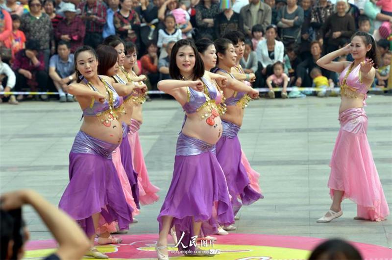 The Pregnant Dance 72