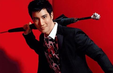 leehom wang baby