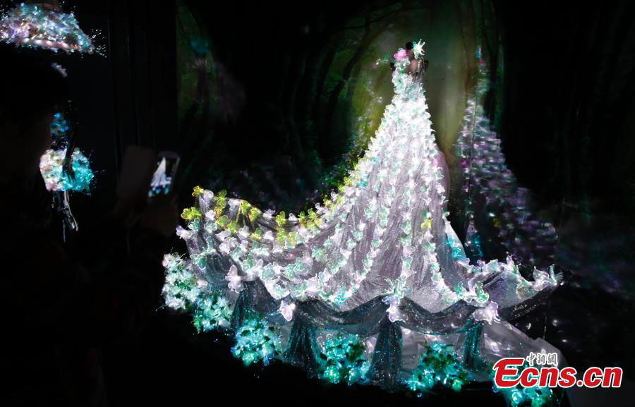wedding dress made in shanghai