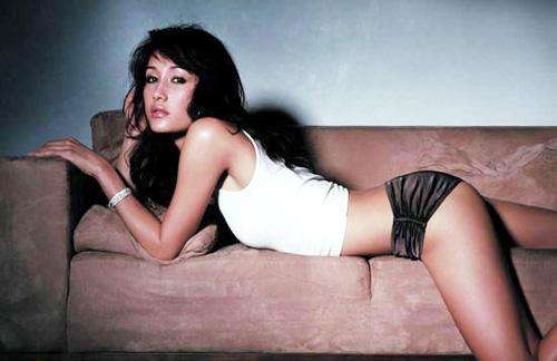 Maggie Q Sexy Model