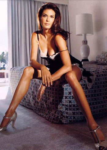 Teri Hatcher (aka Susan Mayer)