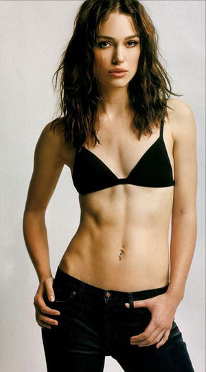 Keira Knightley Hot Pic