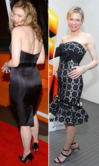 renee zellweger weight loss. Super size zero Renee