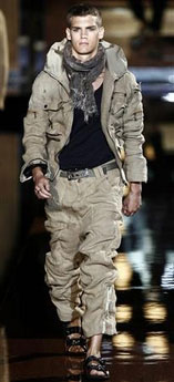 D Amp G Look To Military Versace To Versatility For Men