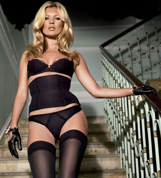 Agent Provocateur drops Kate Moss for a younger face 9a586841a