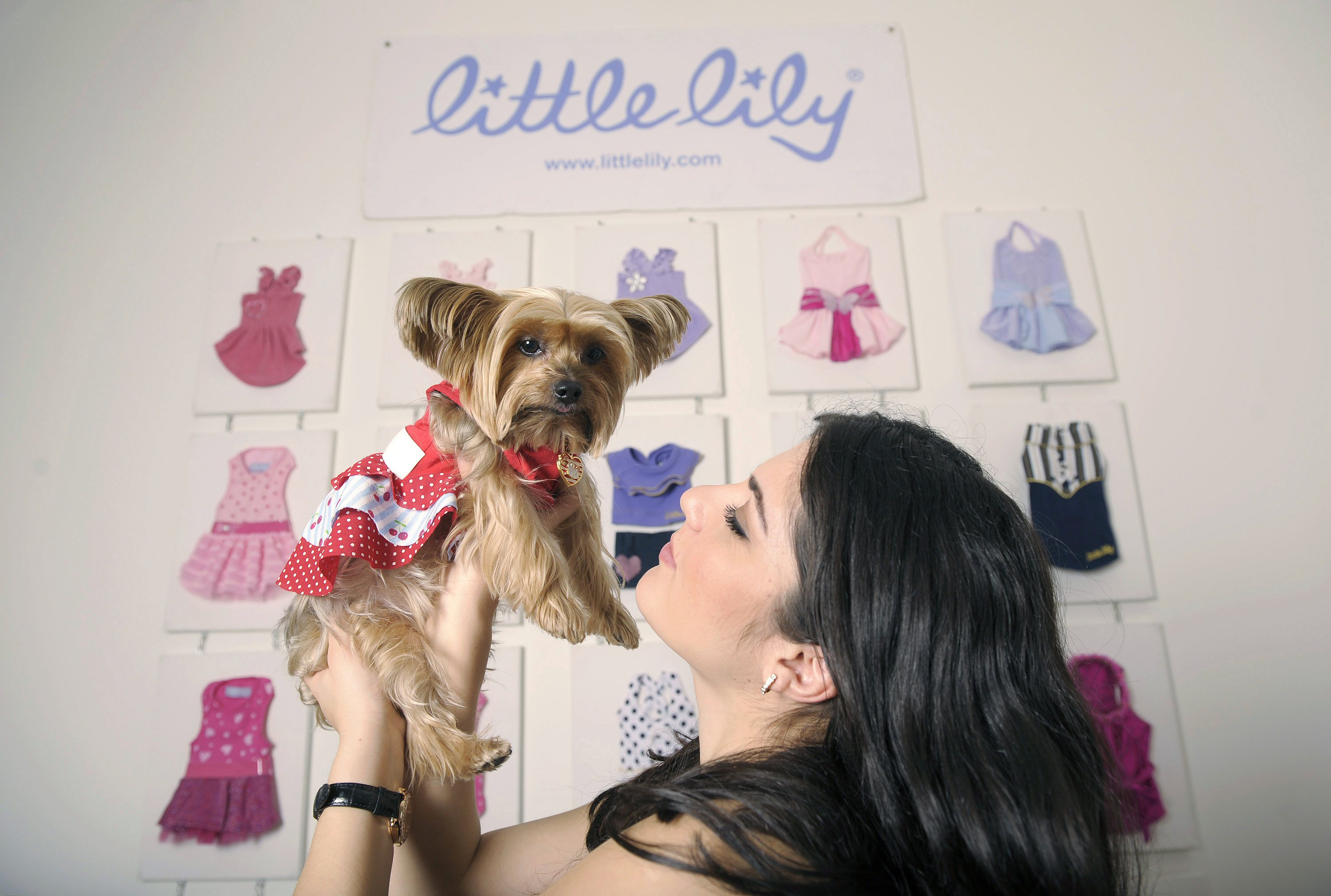 Pet Fashion Designers Dress Dogs In Oscar Style