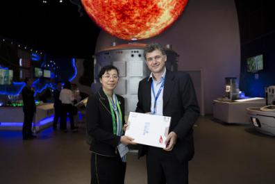 摩纳哥驻国展局代表:在中国馆看到了我们人类的未来