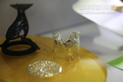 Top US 3D printer-maker enhances cooperation with Chengdu