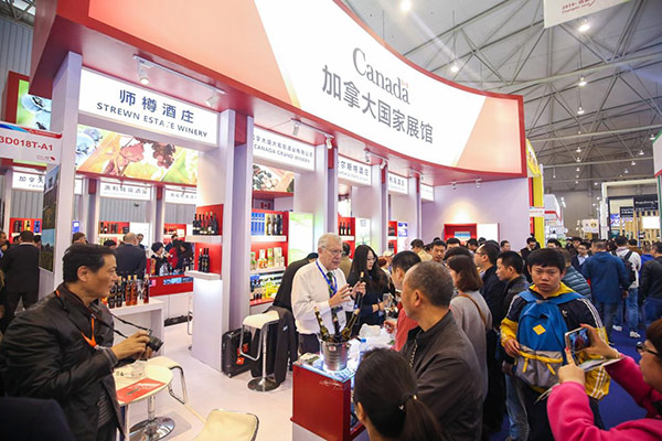 Canadian wineries optimistic about western China market