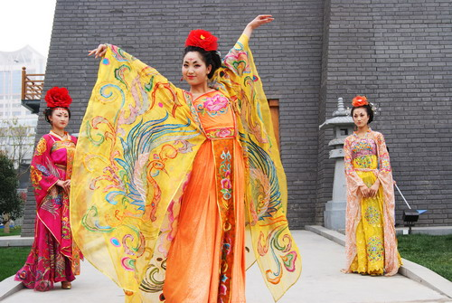 Dynasty Culture Tang Dynasty Culture And