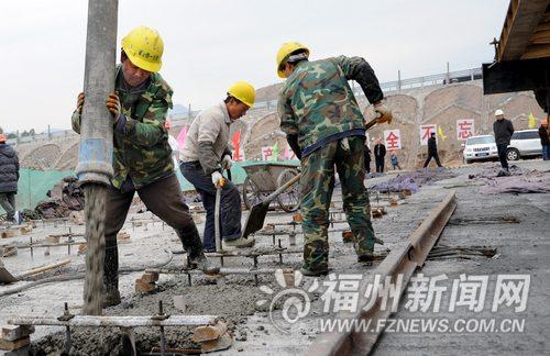 福银高速福州南连接线国庆通车