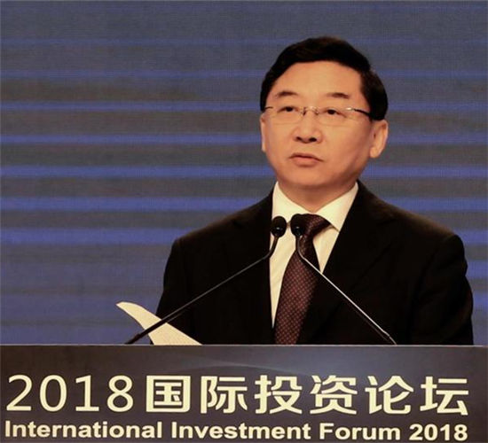 Fujian head official pledges to further open up