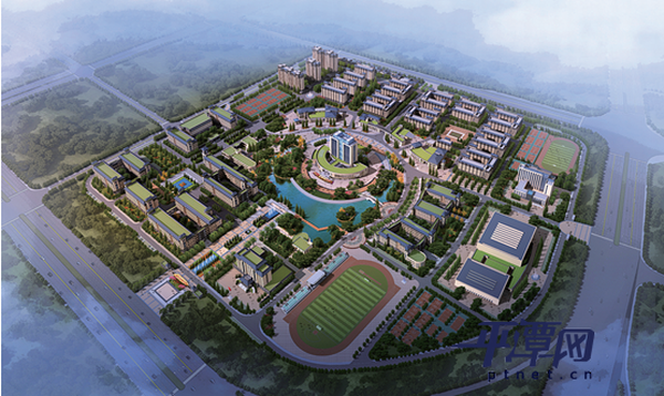 Design plan of first college in Pingtan unveiled
