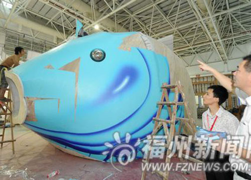 Fujian to host Cross-Straits Fishery Week and Fishery Expo