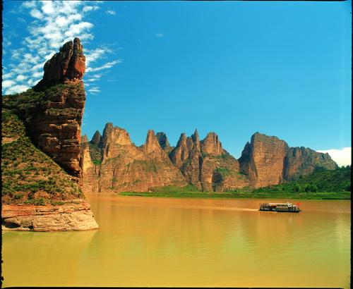 gele rivier china