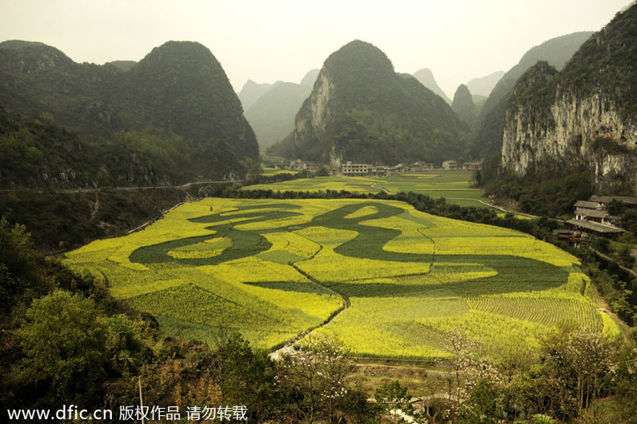 Guizhou is leading the way as example of poverty alleviation through tourism