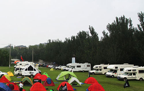 camping and caravan exhibition heads to guizhou