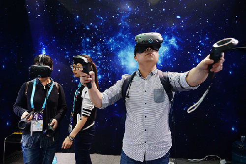 Virtual reality industry boost in SW China