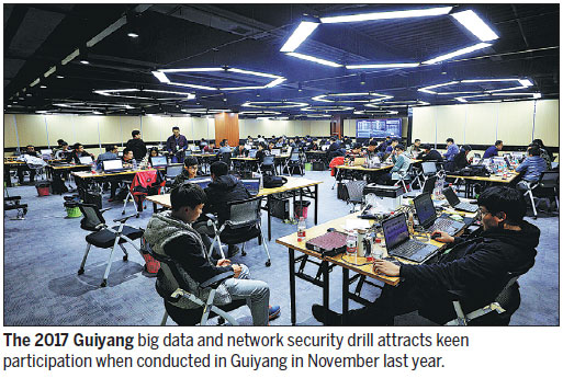 Big data benefits boom in Guiyang