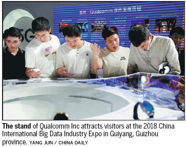 Qualcomm eyes big potential in Guizhou