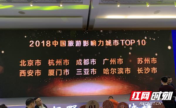 Hunan wins most national tourism awards
