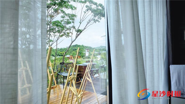 Changsha county home to special B&Bs