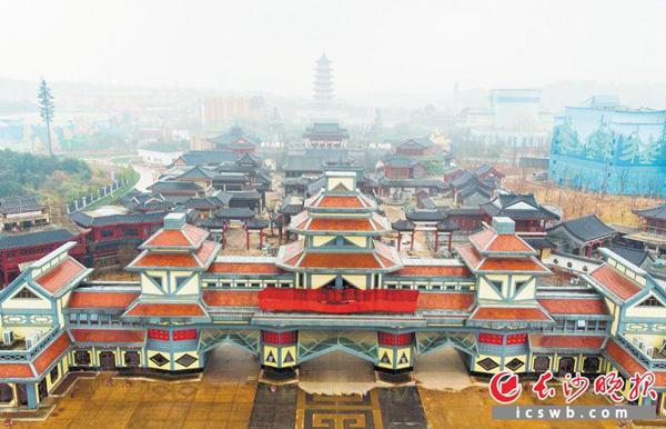 Changsha Fantawild Oriental Heritage to open in June
