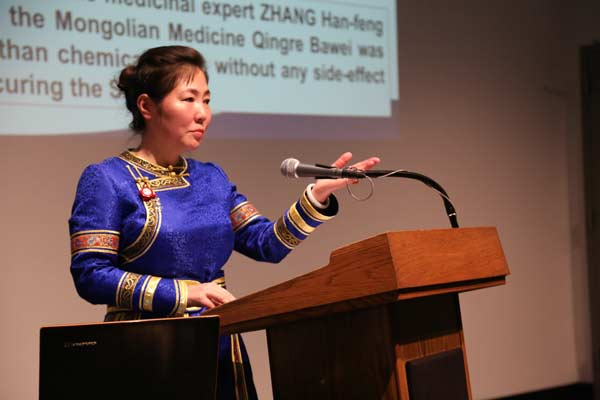 Traditional Mongolian Medicine reaches new borders