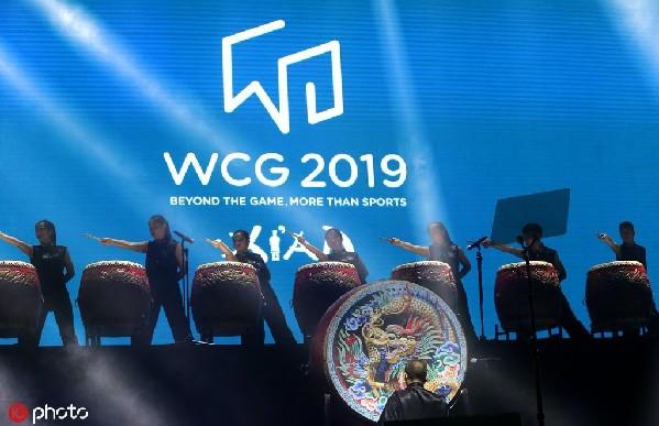 Taicang e-sports teams win big at WCG
