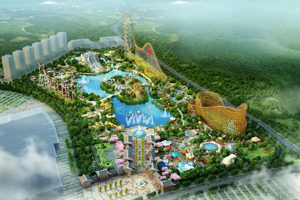 Չինաստանում  թեմատիկ զբոսայգու կառուցման վրա 3,2մմլդ դոլար է ծախսվե