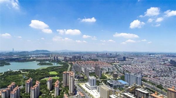Zhangjiagang leads Jiangsu in integrating manufacturing, services